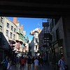 Diagon Alley and Dragon