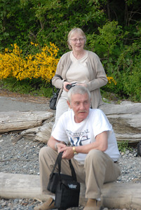 Carol and Dave