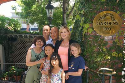 Tinnell Summer visit 2014