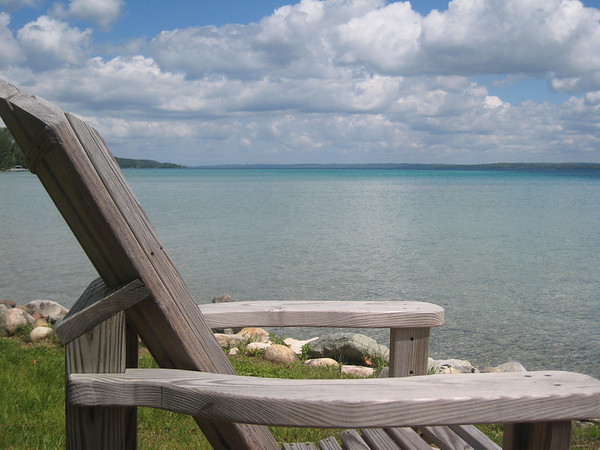 Torch Lake June 2007