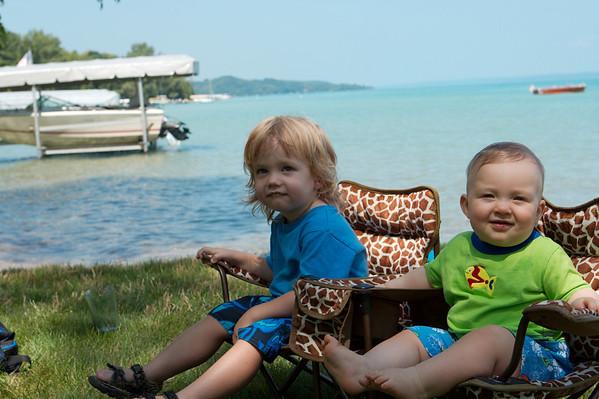 Torch Lake 2009