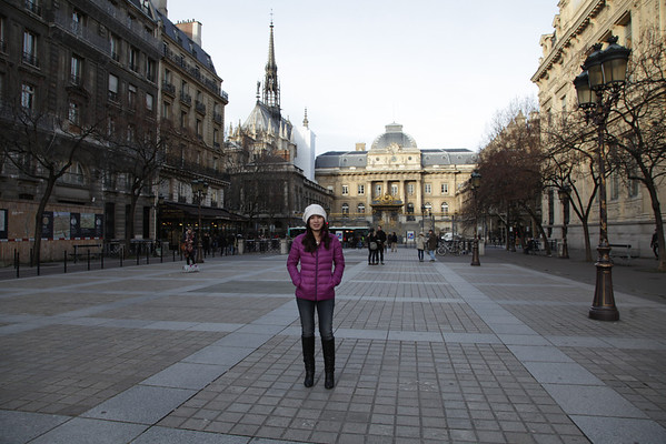Tour Paris Day 4 Dec 2013