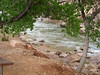 The Virgin River runs through the campground. Most things around here are named after Old and New Testament heros.