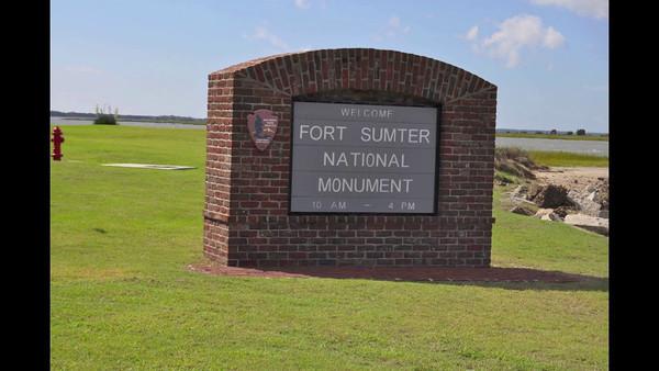 Fort Sumter - Charleston, SC--Oct. 2011