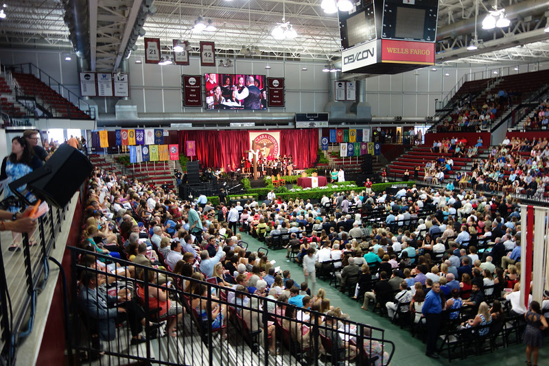 Santa Clara University Eucharistic Liturgy