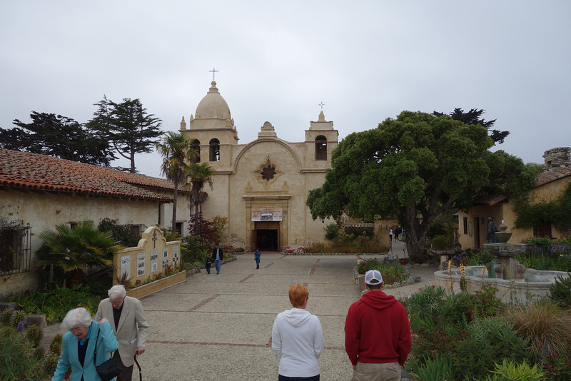 Leonie's sister, Darlene was married here last summer.