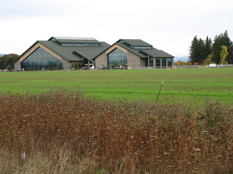 The Evergreen Aviation Museum