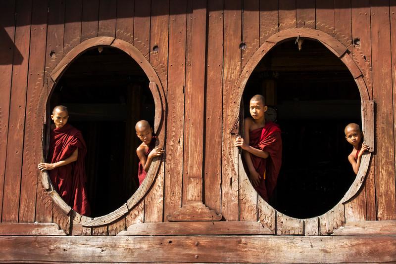 Monastery ( Shwe Nyaung -Taunggyi )