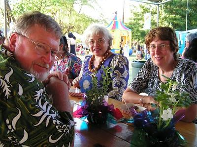 PICT3390s, luau at Port Allen Park, aug 20, 2005
