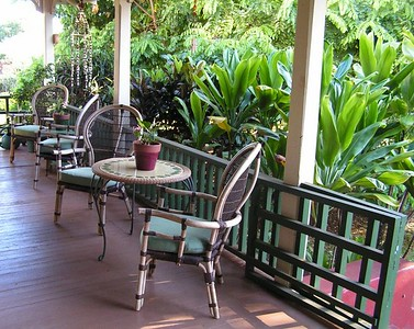Pict3324sa, manse porch, Hill's house, Koloa, aug 19, 2005