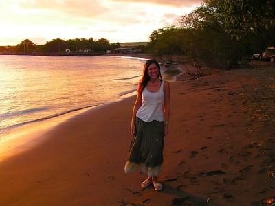 Pict3403sa, luau at Port Allen Park, aug 20, 2005