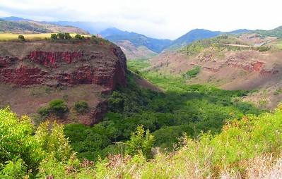Pict3382sa, Hanapepe Valley overlook, aug 20, 2005