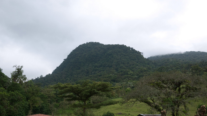 Cerro Chato, from the other side