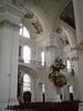 Interior of Weingarten cathedral