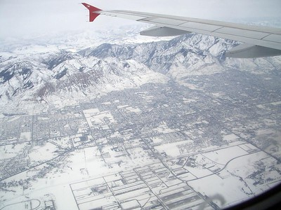 Trip to Salt Lake City
