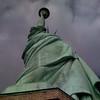 Statue of Libery outside
