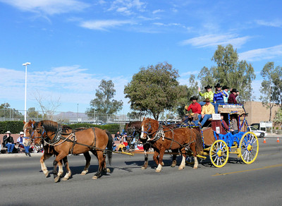 Tucson Rodeo Parade - 2007