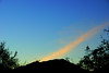Catalina Mountains Sunset fron Bernie's 2