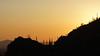 Gate's Pass - Sunset Tucson Mountains 6