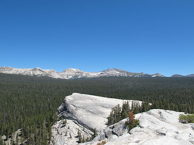 Another view from Lembert Dome. [photo by Ken]