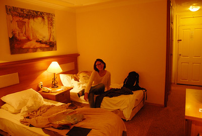 October 2, 2011 - Turkey Day 2 - Canakkale, Tusan Hotel