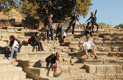 October 2, 2011 - Turkey Day 2 - Troy-Truva: The Ruins of Troy VII - (1250-1000 BC)