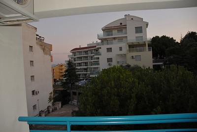 October 3, 2011 - Turkey Day 3 - Grand Onder Hotel, Aegean Sea View