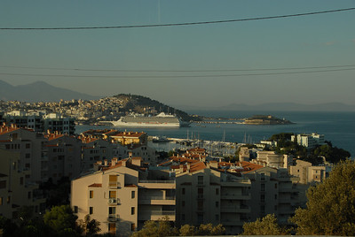 October 3, 2011 - Turkey Day 3 - Grand Onder Hotel, Aegean Sea View