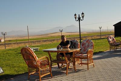 October 4, 2011 - Turkey Day 4 - Caravanserai