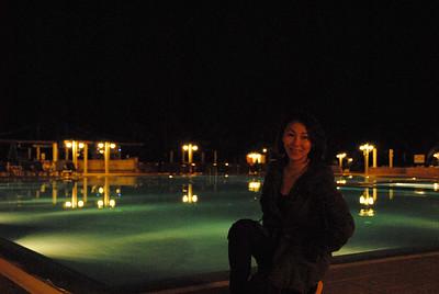 October 4, 2011 - Turkey Day 4 - Richmond Hotel, Pamukkale