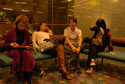 September 30, 2011 - Transit at Hong Kong-Singapore Changi-Istanbul