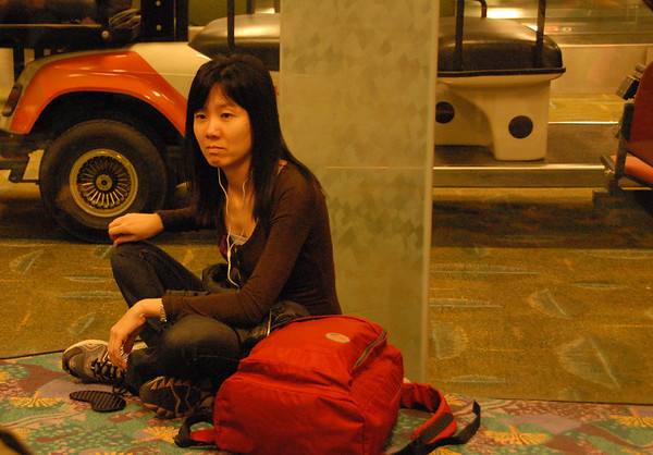 September 30, 2011 - Transit at Hong Kong-Singapore Changi-Istanbul