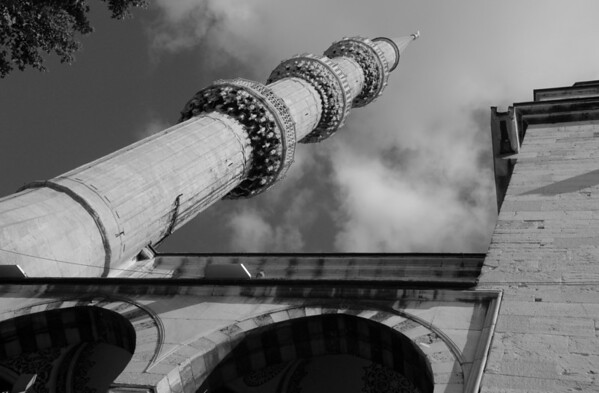 October 1, 2011 - Turkey Day 1 - Istanbul, Sultanahmet (the Blue Mosque)