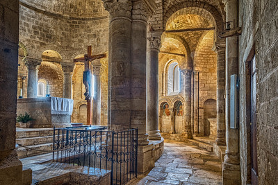 Abbeys Of Tuscany and Siena