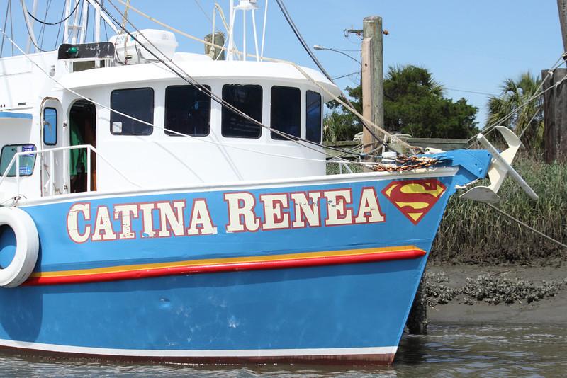 Shrimp Boat, Catina Rena.
