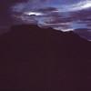 Beautiful scenery in mid-state Utah at sundown.