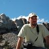 Roberto at Mt. Rushmore