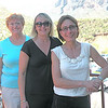 Mel, her Mother and Kim in Sedona.