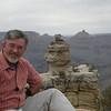 Alan at the Grand Canyon