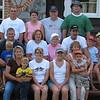 Verna Hinsz Gardner and her extended family.