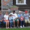 Amanda Buescher and her family.