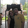 Kim and Alan at the Liberty Bell in Philadelphia