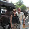 Kim and Alan in Philadelphia