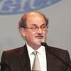 Salman Rushdie speaking at Congress of Neurologicl Surgery, San Diego, 2007