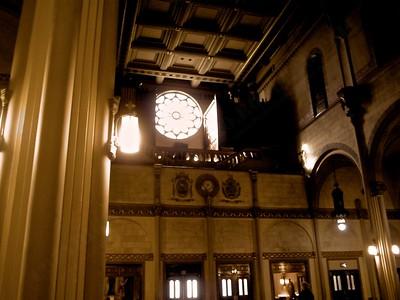 San Francisco - Rosone della cattedrale cattolica 2004-03-02 at 18-32-06