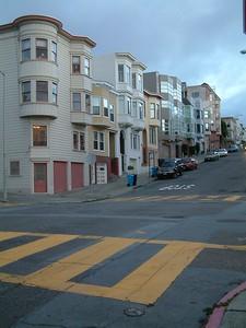 Lombard St. - Un particolare del quartiere residenziale 2004-03-02 at 03-00-10