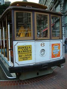 Powell St. - Il tram al capolinea 2004-03-02 at 01-44-12
