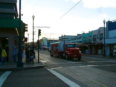 Fisherman's Wharf - Il camion della Coca Cola 2004-03-02 at 02-18-29