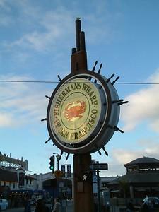 Fisherman's Wharf - Lo stemma di Fisherman's Wharf 2004-03-02 at 02-20-26