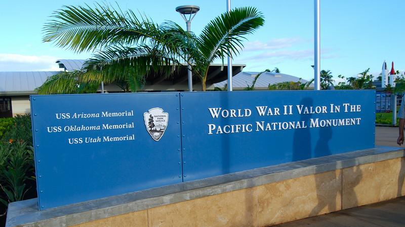 USS Arizona Memorial - Pearl Harbor